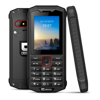 Crosscall Spider X4 Mobiele telefoon - Zwart