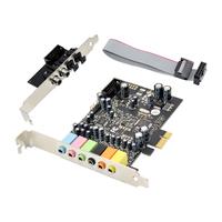 ProXtend PCIe 7.1CH Stereo Sound Card Geluidskaart