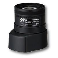 Moxa 12.5-50 mm F1.4 Day & Night Lens Lentille de caméra - Noir