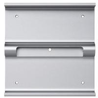 "Apple VESA Mount Adapter Kit for iMac and LED Cinema or Thunderbolt Display, 24"" - 27"", Silver - Argent"