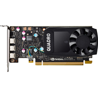 HP NVIDIA Quadro P400 2-GB grafische kaart Videokaart