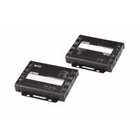 ATEN 4K HDMI optische verlenger (4K bij 300 m (K1, MM) / 10 km (K2, SM)) AV extenders - Zwart