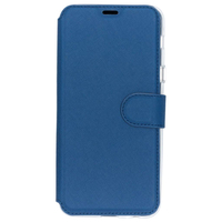 Accezz Xtreme Wallet Booktype Samsung Galaxy A6 Plus (2018) - Blauw / Blue