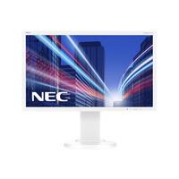NEC MultiSync E224Wi Moniteur - Blanc