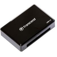 Transcend CFast 2.0 USB3.0 Lecteur de carte mémoire - Noir