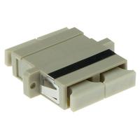 ACT EA1006 Adaptateurs de fibres optiques - Noir, Gris