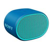 Sony SRS-XB01 Haut-parleurs portables - Bleu