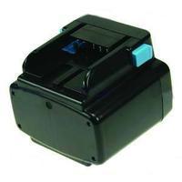 2-Power PTH0071A- NiMH, 24V, 3000mAh, 1329g, black - Zwart