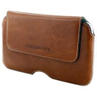 Mobiparts Excellent Belt Case Size 4XL Oaked Cognac - Bruin