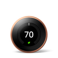 Nest Learning Thermostat - Cuivre