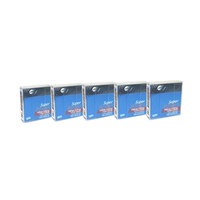 DELL LTO6-tapecartridge 5-pack Datatape - Blauw