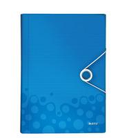 Leitz WOW Fichier - Bleu