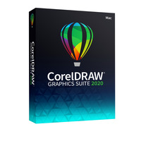 Corel DRAW Graphics Suite 2020 for Mac Logiciels de création graphiques et photos