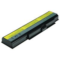 2-Power 11.1v 4600mAh Li-Ion Laptop Battery Laptop reserve onderdelen - Zwart