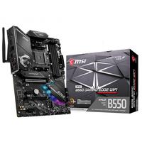 MSI AMD B550, AM4, 4x DDR4 DIMM, HDMI, DP, 2.5G LAN, Wi-Fi, Bluetooth, M.2, SATA III, USB 3.2, S/PDIF, PS/2, ATX, .....