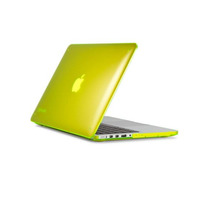 """Speck Cover Case for Pro 13"""" with Retina Display, Yellow Laptoptas"""