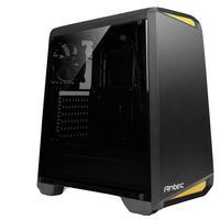 Antec NX100 Boîtier d'ordinateur - Noir, Jaune