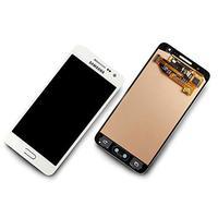 Samsung Mea Front Octa Assy Pièces de rechange de téléphones mobiles - Blanc