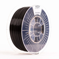Sculpto Black filament, 1.75mm, 1000g - Zwart