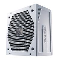 Cooler Master V750 Gold-V2 White Edition Gestabiliseerde voedingseenheden - Wit
