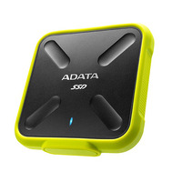 ADATA SD700 - Noir,Jaune