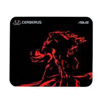 ASUS Cerberus Mat Mini Tapis de souris - Noir, Rouge