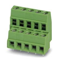 Phoenix Contact Bloc de jonction C.I. - MKKDSN 1,5/ 2 Borniers électriques - Vert
