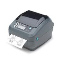 Zebra GX420d Imprimante d'étiquette - Gris