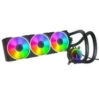 Fractal Design Celsius+ S36 Prisma Computer vloeibare koeling - Zwart
