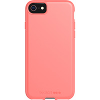 Antimicrobial Backcover iPhone SE (2020) / 8 / 7 / 6(s) - Koraal