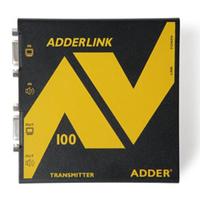 ADDER Link AV101R ALAV101R AV VGA Digital Signage Receiver Unit with SKEW & Cascade Port