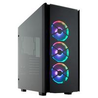 Corsair Obsidian 500D RGB SE Premium Boîtier d'ordinateur - Noir