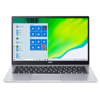 Acer Swift SF114-33-C5NQ / AZ / 14i / N4020 / 4GB / 128SSD - AZERTY Laptop - Zilver