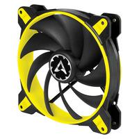 ARCTIC BioniX F140 Cooling - Zwart, Geel