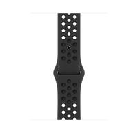 Apple Sportbandje van Nike - Antraciet/zwart (45 mm) - Antraciet,Zwart