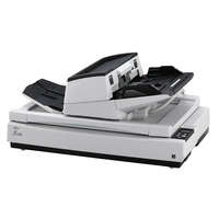 Fujitsu fi-7700S Scanner - Zwart,Wit