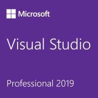 Microsoft Visual Studio Professional 2019 Software licentie