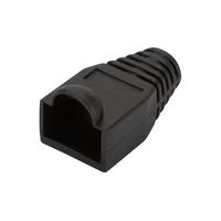Digitus Kink protection boot for RJ45 plugs Protecteur de câbles - Noir