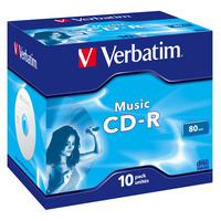 Verbatim Music-R CD