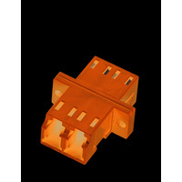 Black Box Coupleurs monomodes Adaptateurs de fibres optiques - Bleu
