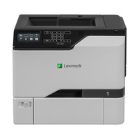 Lexmark CS728de Laserprinter - Zwart,Grijs