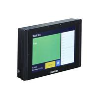 """Black Box 7"""", LCD, 1280 x 800, 10-240V, 50/60Hz - Zwart"""