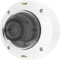 Axis P3227-LV Caméra IP - Blanc