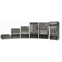 Cisco Catalyst 6506 Chassis, 6-slot, 12RU Châssis de réseaux - Refurbished B-Grade