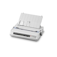 OKI ML280eco Imprimante matricielle - Blanc