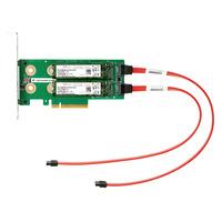 Hewlett Packard Enterprise Universal SATA HHHL M.2 Kit Controller