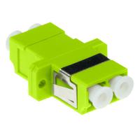 ACT EA1016 Adaptateurs de fibres optiques - Vert, Citron vert
