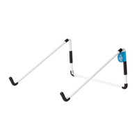 R-Go Tools R-Go Steel Travel Laptopstandaard, wit Laptop steun