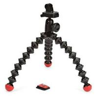 Joby Action with GoPro Mount Tripod - Zwart, Rood