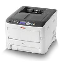 OKI C612n A4-kleurenprinter Laserprinter - Zwart, Cyaan, Magenta, Geel